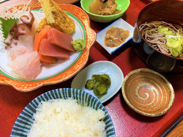寿司&ラーメン セット